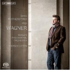 男中音詹姆士.拉塞福的華格納精選 James Rutherford sings Wagner