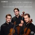 貝多芬:弦樂三重奏作品第3&8號 Beethoven:String Trios Op.3 & Op.8