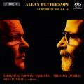 彼得森:第 4 & 16 號交響曲 Allan Pettersson:Symphonies Nos 4 & 16