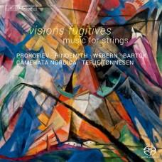浮光掠影 – 弦樂團作品集 Visions Fugitives: Music for strings