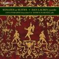 巴洛克直笛奏鳴曲&組曲 (丹.羅林, 直笛 / 安娜.帕拉迪索, 大鍵琴 / 多孟.馬林奇奇, 大提琴) Sonates et Suites (Dan Laurin, recorder / Anna Paradiso, harpsichord / Domen Marincic, cello)