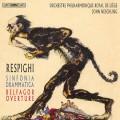 雷史畢基:戲劇交響曲 (約翰.奈許靈, 指揮 / 比利時列日皇家愛樂管弦樂團) Respighi:Sinfonia drammatica (Orchestre Philharmonique Royal de Liege / John Neschling)