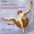 史特拉文斯基:普欽奈拉組曲 (鈴木雅明, 指揮 / 塔皮歐拉小交響樂團) Stravinsky:Pulcinella Suite (Tapiola Sinfonietta / Masaaki Suzuki)