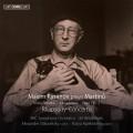 馬替努:中提琴奏鳴曲、狂想協奏曲、二重奏 (瑞沙諾夫) Martinů:Viola Sonata|Duos|Rhapsody-Concerto (Maxim Rysanov)