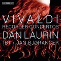 韋瓦第:直笛協奏曲 Vivaldi Recorder Concertos - Laurin