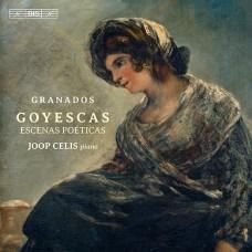 葛拉納多斯:哥雅畫景 Granados:Goyescas (Joop Celis, piano)