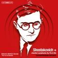 蕭士塔高維契:兩首室內交響曲、東歐民歌 Shostakovich + (Works for Chamber Orchestra)