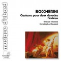 鮑凱里尼:大鍵琴四重奏 Boccherini:Quartets for 2 Harpschords