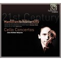 今日的現代~明日的古典 21世紀大提琴協奏曲集 21st Century Cello Concertos