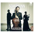 舒曼:大提琴協奏曲、第一號鋼琴三重奏 (奎拉斯 / 梅尼可夫 / 佛斯特) Schumann:Cello Concerto in A minor、Piano Trio No. 1 (I.Faust,violin / A. Melnikov, fortepiano / J-G. Queyras, cello)