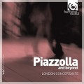 皮亞佐拉新視界 Piazzolla & Beyond. With works by David Gordon & Adam Summerhayes (London Concertante)