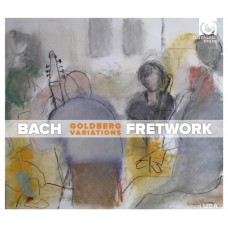 巴哈:郭德堡變奏曲 Bach:Goldberg Variations, BWV988 (Fretwork)