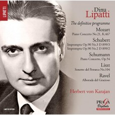 絕對收藏李帕第 Dinu Lipatti: The definitive programme