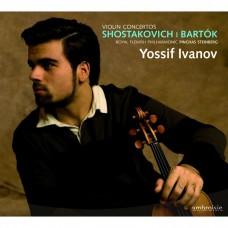 蕭士塔高維契, 巴爾扥克:小提琴協奏曲 Shostakovich & Bartok - Violin Concertos (Ivanov 伊凡諾夫, 小提琴)
