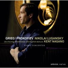 葛利格、普羅高菲夫:鋼琴協奏曲 Grieg & Prokofiev: Piano Concertos