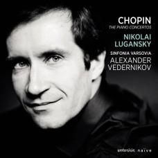 蕭邦:第一、二號鋼琴協奏曲 Chopin:The piano concertos