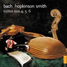 巴哈:無伴奏大提琴組曲4-6號(魯特琴版) JS Bach:Lute Suites Nos. 4-6