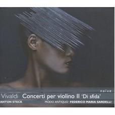 韋瓦第:小提琴協奏曲第二集 -《挑戰》 Vivaldi:Tesori del Piemonte, Vol. 35 - Violin Concertos, Vol. 2: RV 232, 243, 264, 325, 353, 368