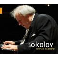 索可洛夫Naive全套完整錄音 Grigory Sokolov:Complete recording (10 CD)