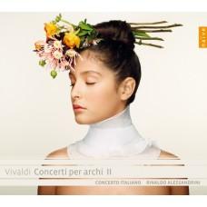 韋瓦第:弦樂協奏曲第二集 Vivaldi:Tesori del Piemonte, Vol. 56 - Concertos for Strings, Vol. 2