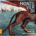 蒙台威爾第:聖母昇天晚禱 Monteverdi:Vespri Solenni Per La Festa Di San Marco (Concerto Italiano, R. Alessandrini)