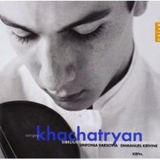 西貝流士、哈察都量:D小調小提琴協奏曲 (哈察特楊, 小提琴) Sibelius & Khachaturian:Violin Concertos (Sergey Khachatryan ,violin)