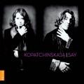 巴爾托克、貝多芬、拉威爾、賽伊:小提琴奏鳴曲 (柯帕琴絲卡雅 / 賽伊) Kopatchinskaja & Fazil Say - Violin Sonatas