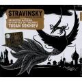 (CD+DVD)史特拉文斯基:春之祭、火鳥 Stravinsky: Rite of Spring & The Firebird