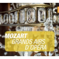 (合輯) 莫札特:偉大歌劇詠嘆調 Mozart:Great Opera Arias