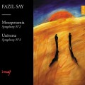 賽伊:第二、三號交響曲 Fazil Say: Symphonies Nos. 2 & 3