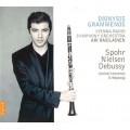 史博、尼爾森、德布西:豎笛協奏曲、狂想曲 Spohr, Nielsen, Debussy:Clarinet Concertos and Rhapsody