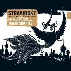 史特拉文斯基:春之祭、火鳥 Stravinsky: The Firebird, The Rite of Spring