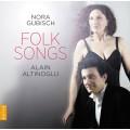 民歌集 Folk Songs |  Nara Gubisch | Alain Altinoglu