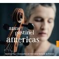 拉丁巨匠~皮亞佐拉 & 維拉-羅伯士 (安.嘉絲提妮爾, 大提琴) Americas, Astor Pizzolla & Heitor Villa-Lobos (Anne Gastinel, cello)