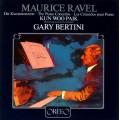 拉威爾:兩首鋼琴協奏曲 (白建宇, 鋼琴) Ravel:Piano Concertos (Kun Woo Paik, piano / Radio-Sinfonieorchester Stuttgart / Gary Bertini)