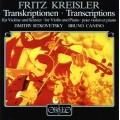 克萊斯勒的藝術 Kreisler:Transcriptons