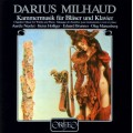 米堯:木管室內樂作品 Milhaud:Chamber Music for Winds & Piano