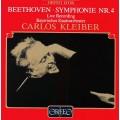 (黑膠) 貝多芬:降B大調第四號交響曲Op.60 (小克萊巴 / 巴伐利亞國家管弦樂團) (Vinyl) Beethoven:Symphony No. 4 (Bavarian State Orchestra, Carlos Kleiber)