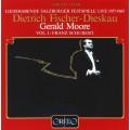 薩爾茲堡音樂節藝術歌曲之夜 1957-1965 Vol.1 - 舒伯特 (費雪迪斯考 / 摩爾) Liederabende Salzburg Festspiele 1957-1965, Vol. 1 - Schubert (Dietrich Fischer-Dieskau / Gerald Moore)