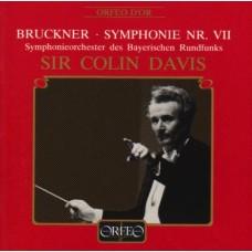 布魯克納:E大調第七號交響曲 Bruckner:Symphony No. 7 in E major (Colin Davis, Bavarian Radio Symphony Orchestra)