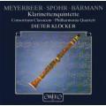布梭尼、史博、梅耶貝爾&貝爾曼:單簧管五重奏 Meyerbeer / Spohr / Bramann:Clarinet Quintet