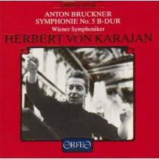 布魯克納:B大調第五號交響曲 (卡拉揚 / 維也納愛樂) Bruckner:Symphony No. 5 in B flat major (Karajan, Wiener Philharmoniker)