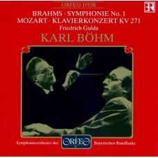 莫札特:降E大調第九號鋼琴協奏曲「潔娜米」、布拉姆斯:第一號交響曲 Mozart:Piano Concerto No. 9 in E flat major、Brahms:Symphony No.1