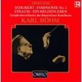 舒伯特:第二號交響曲、理查.史特勞斯:英雄的生涯 Schubert:Symphonie No.2、Strauss:Ein Heldenleben