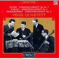 海頓、高大宜 & 柴可夫斯基:弦樂四重奏 Haydn、Kodály & Tchaikovsky:String Quartets (Végh Quartet)