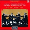 巴爾托克:第3號弦樂四重奏 | 舒伯特:第15號弦樂四重奏 Bartók:String Quartet No. 3 | Schubert:String Quartet No. 15 (Végh Quartet)