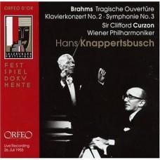 布拉姆斯:悲劇序曲、第三號交響曲、第二號鋼琴協奏曲 Brahms:Tragic Overture, Op. 81、Symphony No. 3、Piano Concerto No. 2