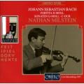 巴哈:無伴奏小提琴奏鳴曲與組曲BWV 1001/2/4/5/6 (米爾斯坦, 小提琴) Bach:Sonaten G - Moll . C- dur (N. Milstein, violin)