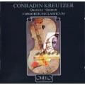 康拉丁.克羅采:豎笛四重奏、鋼琴四重奏&五重奏 Kreutzer, C:Quartets、Quintets