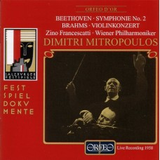 貝多芬:第2號交響曲 | 布拉姆斯:小提琴協奏曲 Beethoven:Symphony No.2 | Brahms:Violin Concerto
